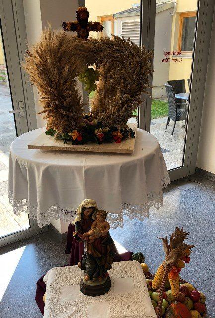 Erntedankmesse und Herbstfest im SHV Wolfsberg 2018